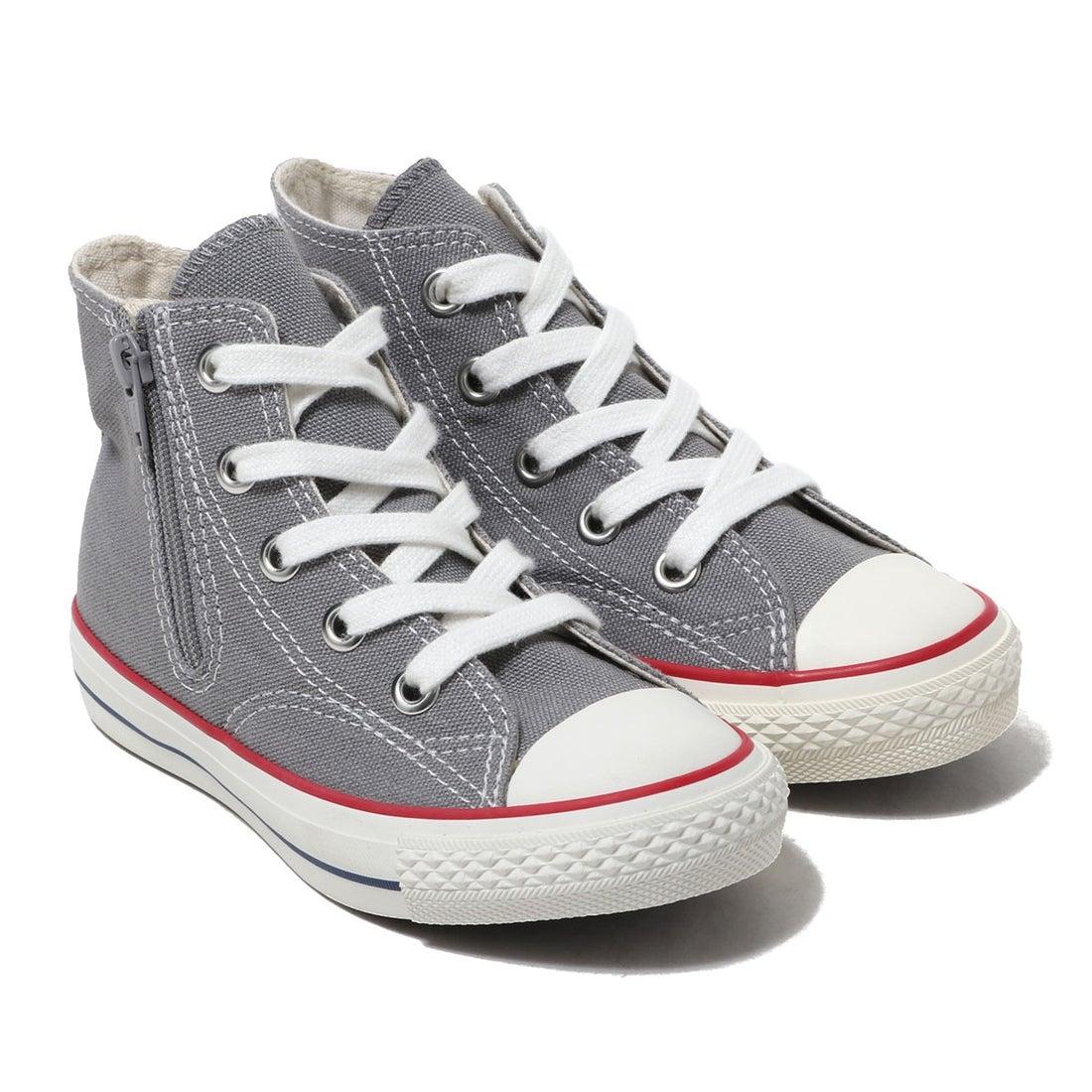 ロコンド 靴とファッションの通販サイトコンバース CONVERSE CONVERSE CHILD ALL STAR N 70 Z HI (GRAY)