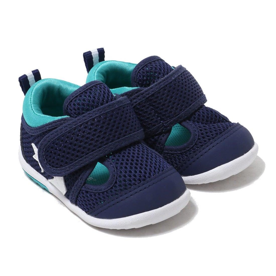 ロコンド 靴とファッションの通販サイトコンバース CONVERSE CONVERSE LITTLE SUMMER 9 (NAVY)