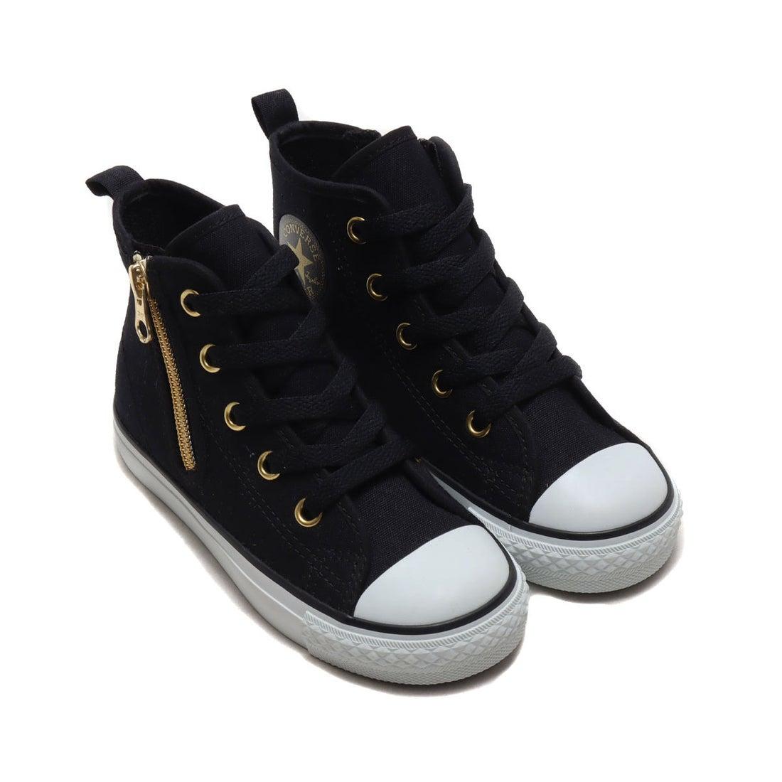 ロコンド 靴とファッションの通販サイトコンバース CONVERSE CONVERSE CHILD ALL STAR N GOLDPOINT Z HI (BLACK)