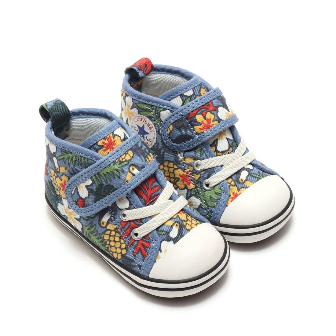 コンバース CONVERSE BABY ALL STAR N TROPICA V-1 (BLUE)