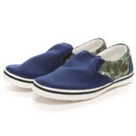 クロックス crocs atmos CROCS NORLIN ATMOS CAMO SLIP-ON MEN(BLUE/WHITE)