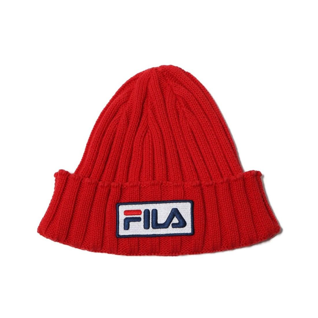 ロコンド 靴とファッションの通販サイトフィラ FILA FILA FLS RIB KNIT WATCH (RED)