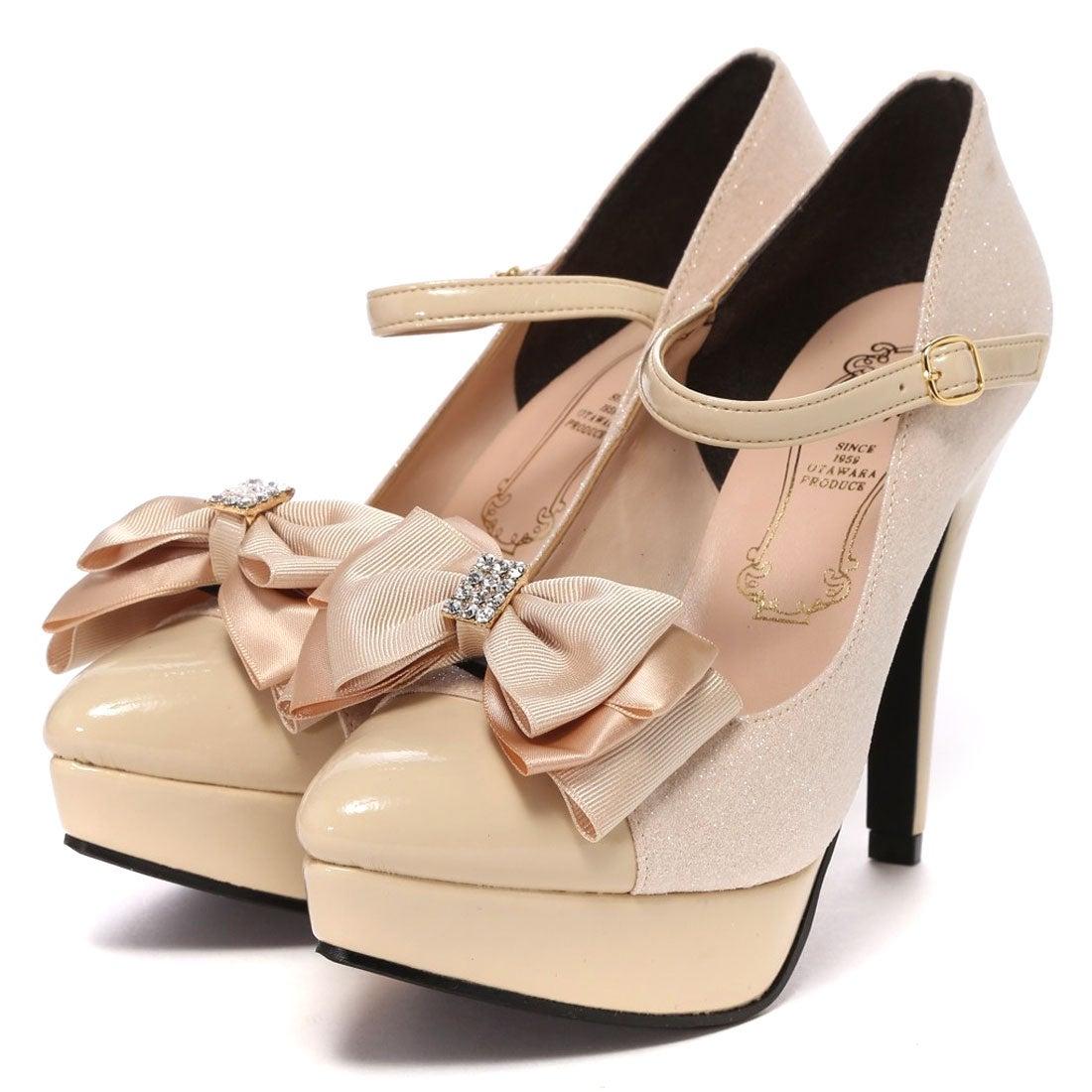 ラブクラフト LOVE CRAFT CHAPTER エレガンスパンプス(BG) ,靴とファッションの通販サイト ロコンド