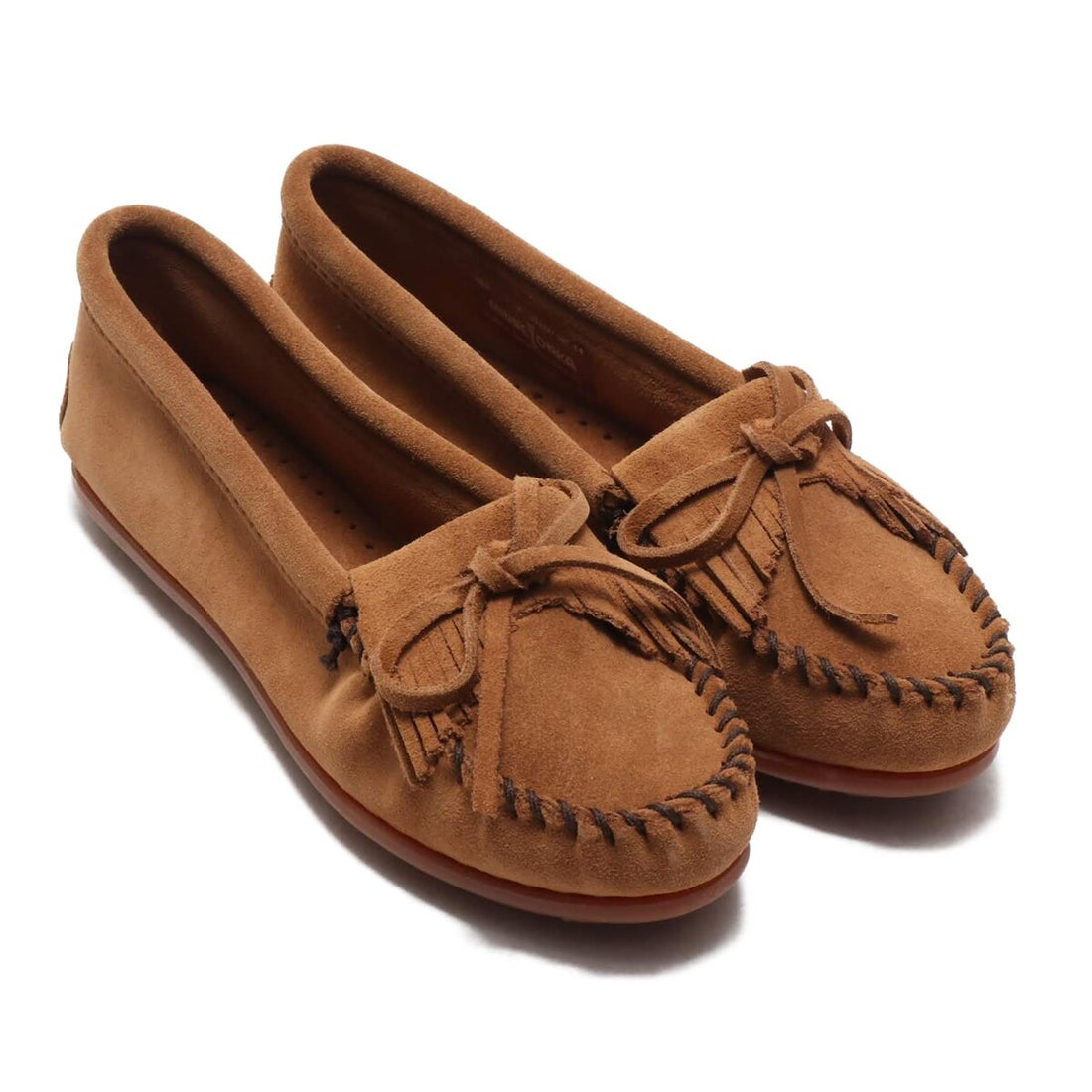 ロコンド 靴とファッションの通販サイトミネトンカ Minnetonka Minnetonka KILTY (BROWN)