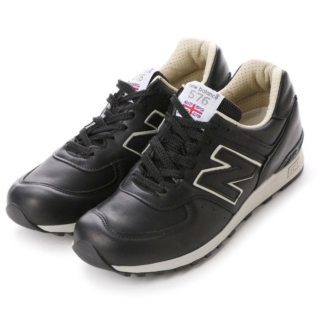 1dac3c12ca98d ニューバランス new balance atmos M576 (CKK) ブラック/ベージュ -靴&ファッション通販 ロコンド〜自宅で試着、気軽に返品