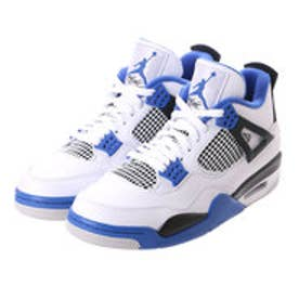 ナイキ NIKE kinetics NIKE AIR JORDAN 4 RETRO (WHITE)
