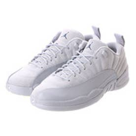 ナイキ NIKE kinetics NIKE AIR JORDAN 12 RETRO LOW (WHITE)