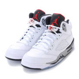 ナイキ NIKE kinetics AIR JORDAN 5 RETRO (WHITE)