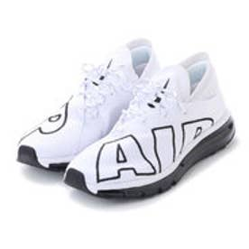 ナイキ NIKE atmos AIR MAX FLAIR (WHITE)