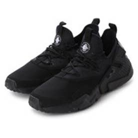 ナイキ NIKE atmos AIR HUARACHE DRIFT (BLACK)
