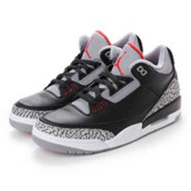 ナイキ NIKE kinetics AIR JORDAN 3 RETRO OG (BLACK)