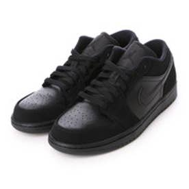 ナイキ NIKE atmos AIR JORDAN 1 LOW (BLACK)