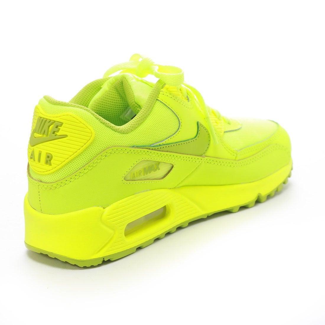 ナイキ NIKE atmos AIR MAX 90 GS(YELLOW) ,靴とファッションの通販サイト ロコンド
