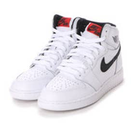 ナイキ NIKE Kinetics AIR JORDAN 1 RETRO HIGH OG BG (WHITE)