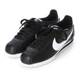 ナイキ NIKE atmos WMNS CLASSIC CORTEZ LEATHER (BLACK)