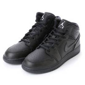 ナイキ NIKE kinetics AIR JORDAN 1 MID BG (BLACK)