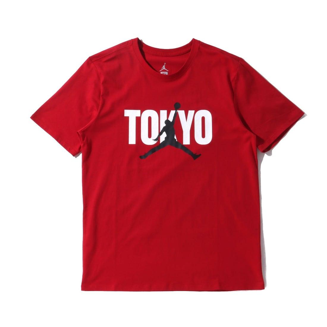ロコンド 靴とファッションの通販サイトナイキ NIKE JORDAN BRAND AS MJ BACK IN TOKYO SS TEE (RED)