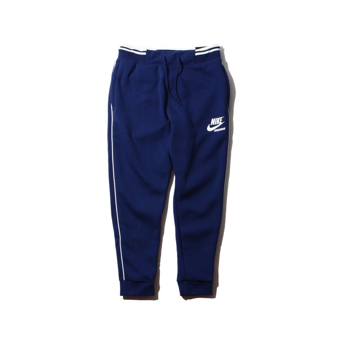 ロコンド 靴とファッションの通販サイトナイキ NIKE NIKE AS M NSW PANT FLC ARCHIVE (BLUE)