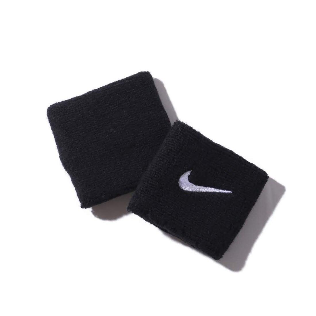 ロコンド 靴とファッションの通販サイトナイキ NIKE NIKE SWOOSH LISTBAND (BLACK)