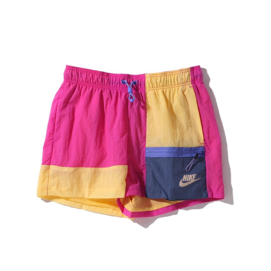 ロコンド 靴とファッションの通販サイトナイキ NIKE NIKE AS W NSW ICN CLSH SHORT (PINK)