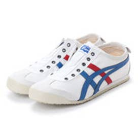 オニツカタイガー Onitsuka Tiger atmos MEXICO 66 SLIP-ON CV (WHITE)