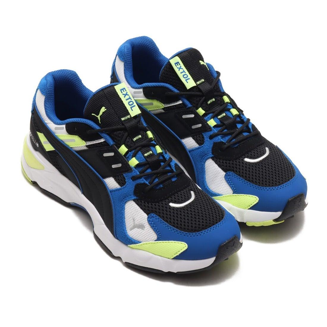 ロコンド 靴とファッションの通販サイトプーマ PUMA LQD CELL EXTOL ARCHIVE (BLACK)