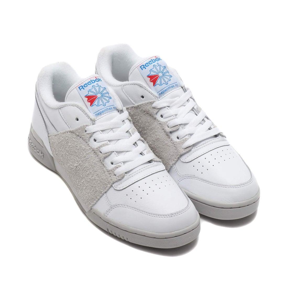 ロコンド 靴とファッションの通販サイトリーボック REEBOK Reebok WORKOUT PLUS NEPENTHES (WHITE)