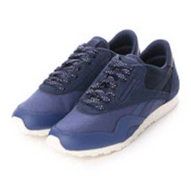 リーボック REEBOK atmos CL NYLON (BLUE)