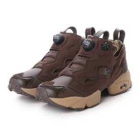 リーボック REEBOK atmos×Reebok CLASSIC×THEATRE PRODUCTS INSTAPUMP FURY OG (DARKBROWN)