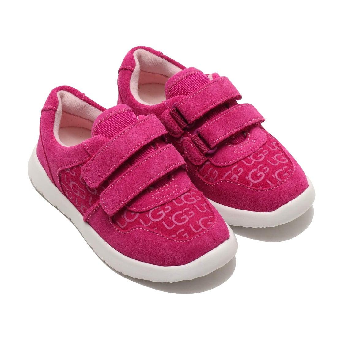 ロコンド 靴とファッションの通販サイトアグ UGG UGG T TYGO SNEAKER UGG (PINK)
