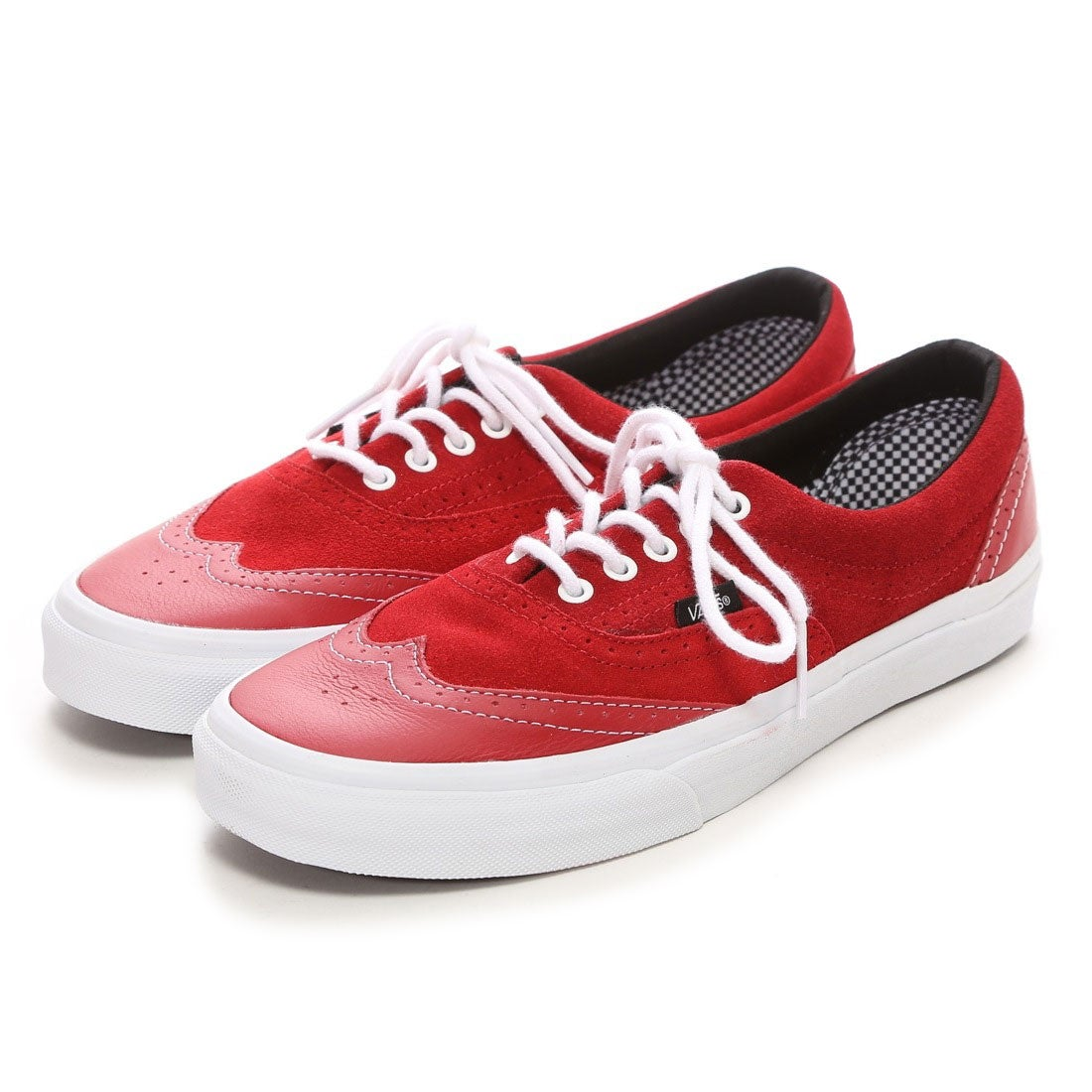 ヴァンズ VANS CHAPTER ERA WINGTIP(RED)