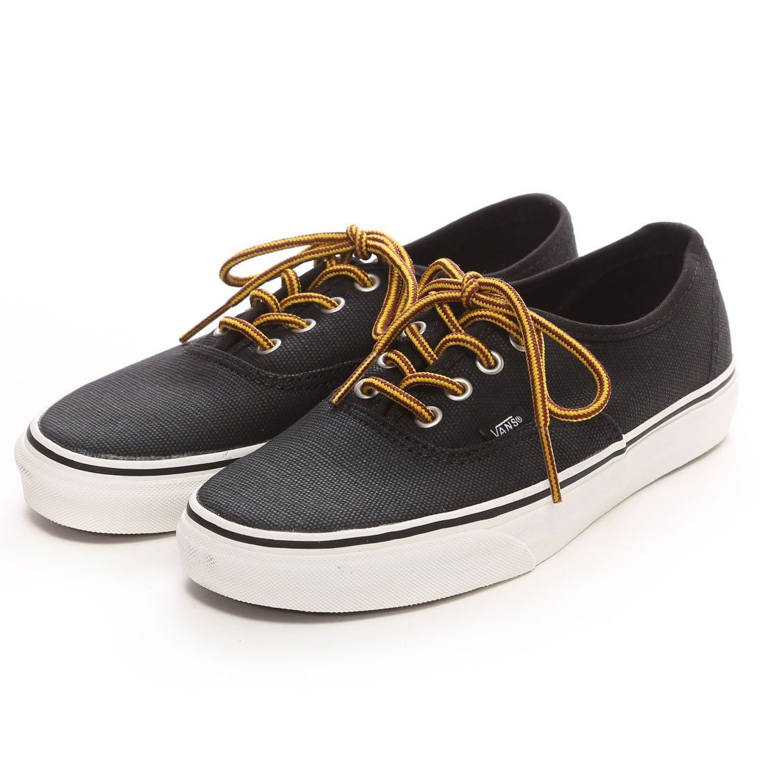 ヴァンズ VANS CHAPTER AUTHENTIC(BLACK/YELLOW)