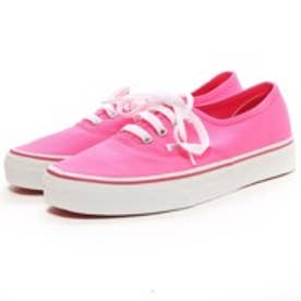 ヴァンズ VANS CHAPTER AUTHENTIC(Pink)