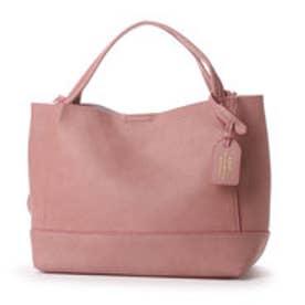 カカトゥ kakatoo WEBストア限定シンプル2wayトートバッグ (ピンク)
