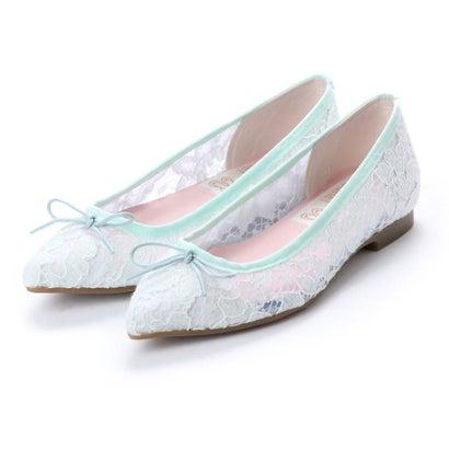 ラウナレアバレエ Launa lea ballet ポインテットトゥバレエシューズ (ミントZ)