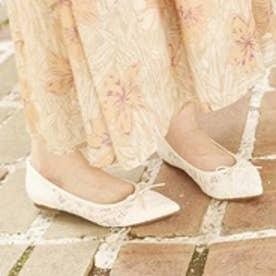 ラウナレアバレエ Launa lea ballet ポインテットトゥバレエシューズ (アイボリーZ)