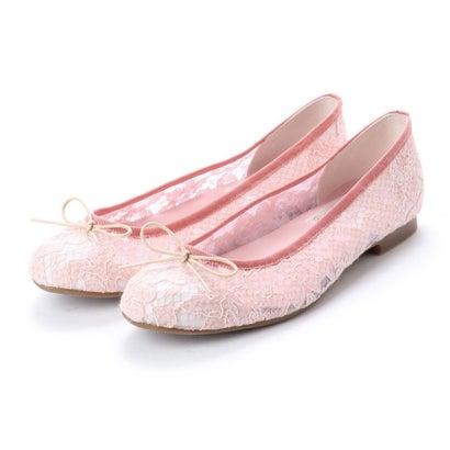 ラウナレアバレエ Launa lea ballet ラウンドトゥバレエシューズ (PKベージュZ)