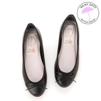 ラウナレアバレエ Launa lea ballet ラウンドトゥバレエシューズ (ブラック)