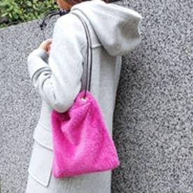 オデット エ オディール バッグ Odette e Odile bag CC&O FakeFurPurse BAG (ピンク)