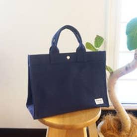 オデット エ オディール ODETTE E ODILE ORCIVAL canvas bag (NAVY)