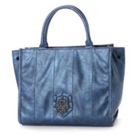 アルセラピィ artherapie キャドラングル 2WAYトートバッグ (ブルー)