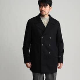 フォーティーカラッツアンドゴーニーゴ 40CARATS&525 WフェイスPコート (ブラック)