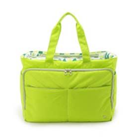 アダバット adabat シューズ袋付きボストンバッグ (ライトグリーン )