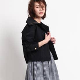 エージー バイ アクアガール AG by aquagirl ジップブルゾン (ブラック)