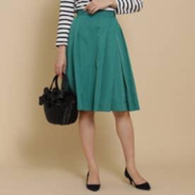 アナトリエ anatelier 【SS-Lサイズあり】【WEB先行販売】グログランスカート (モスグリーン)