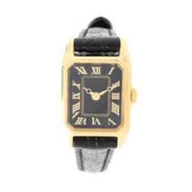 アクアガール aquagirl Intaract Watch Co. 腕時計 (ブラック)