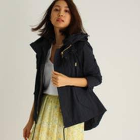 アクアガール aquagirl ◆THE RERACS ボリュームカラージャケット (ブルー系)