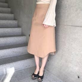 アクアガール aquagirl 【洗える】リリースカート (サンドベージュ)