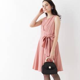 ボンメルスリー Bon mercerie Dorry Doll ネックレス付ワンピース (ピンク)