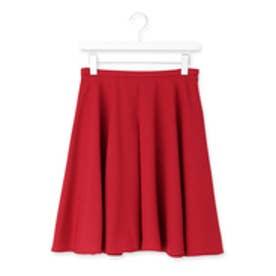 クチュール ブローチ Couture brooch ジョーゼットフレアスカート (ボルドー)